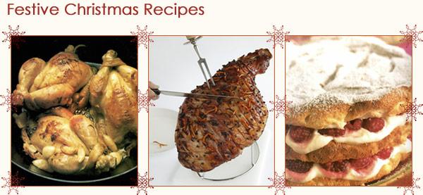 Festive Christmas Recipes
