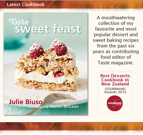 Taste Sweet Feast by Julie Buiso
