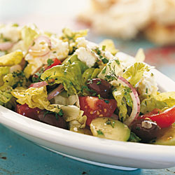 The Best Quick Greek Salad